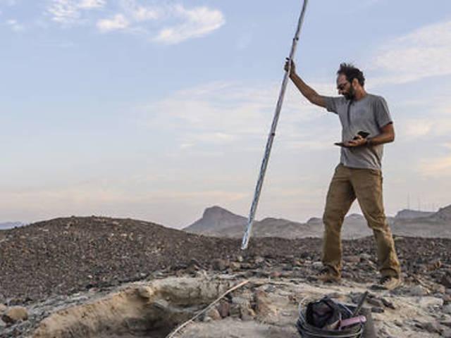 A Homo Sapiens arábiai élete