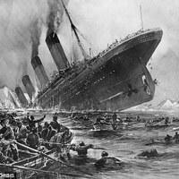 Tűz okozta a Titanic végzetét?