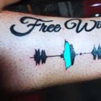 Hangos tetoválás