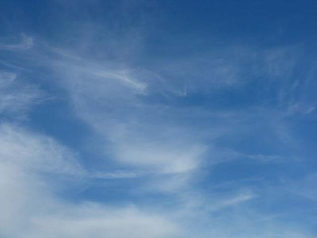 Kócos felhő