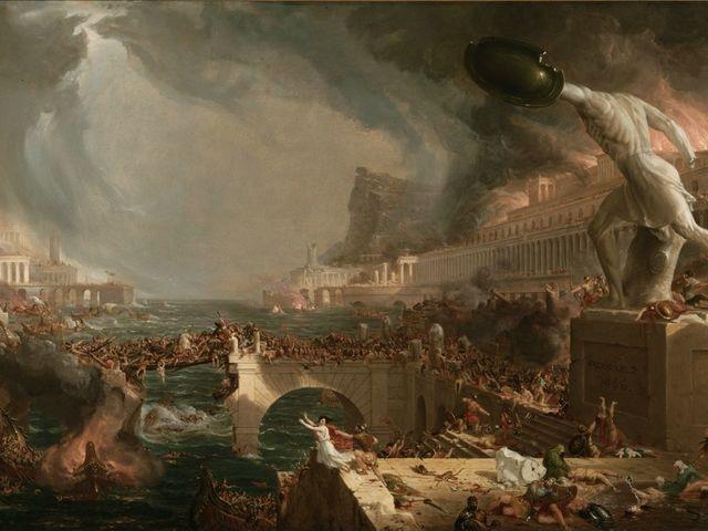 Az emberiség legrosszabb éve Kr. után 536 volt
