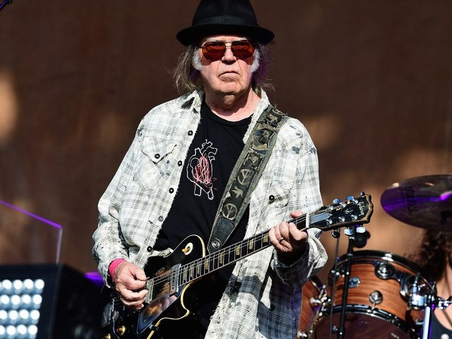 Neil Young elveszett lemeze