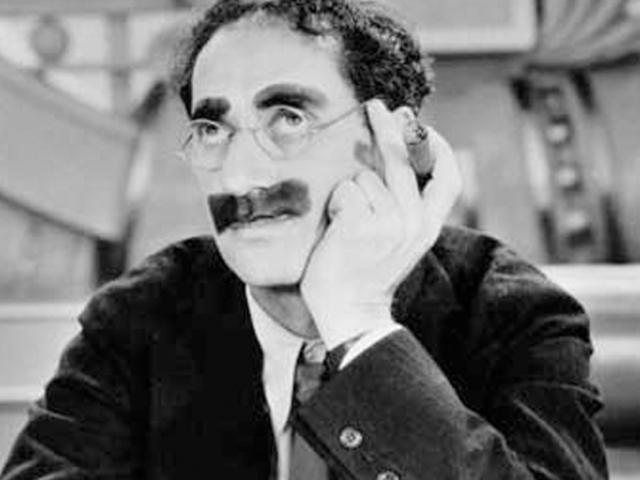 Groucho Marx géniusza 15 mondatban