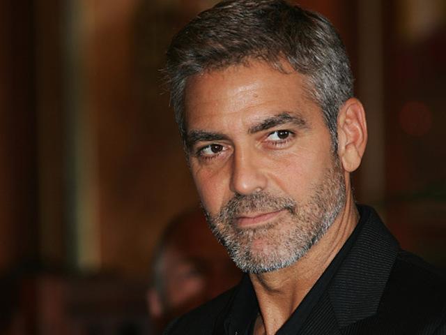 George Clooney bizarr szerepben