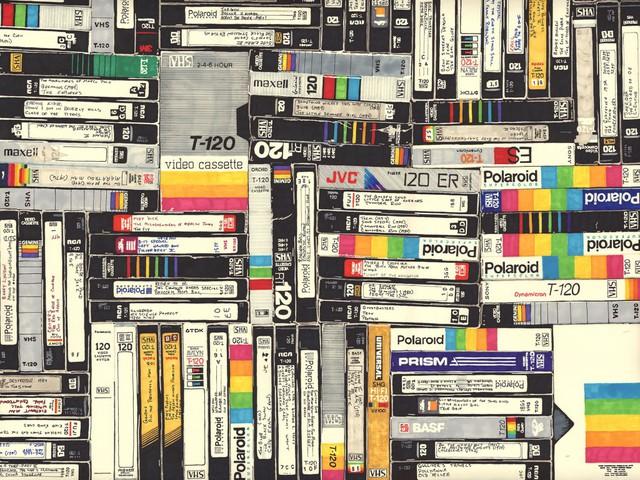 A jó öreg VHS