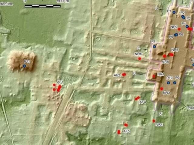 Lézer fedezte fel Mexikóban a legnagyobb maja építményt