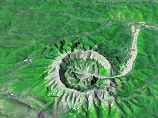 Titokzatos kincses hegy Szibériában