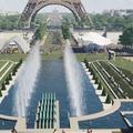 Nagyszabású parkosítási terv az Eiffel-torony körül