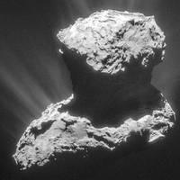 Szerves molekula egy üstökösön