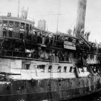 La Spezia felszámolja az Exodus rakpartját