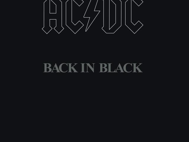 Haragból és fájdalomból született lemez: AC/DC: Back In Black (1980)