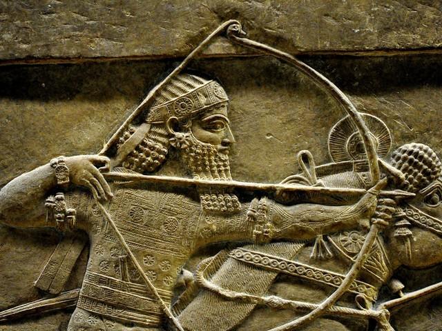 A nagy szárazság pusztította el az asszírokat