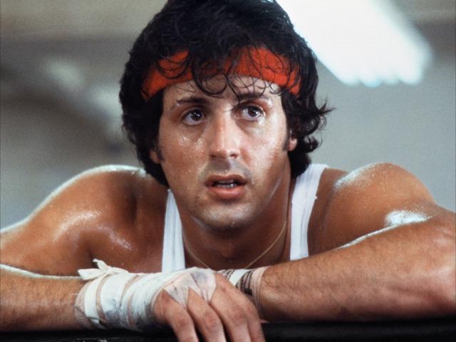 Rocky 40 éve és ma