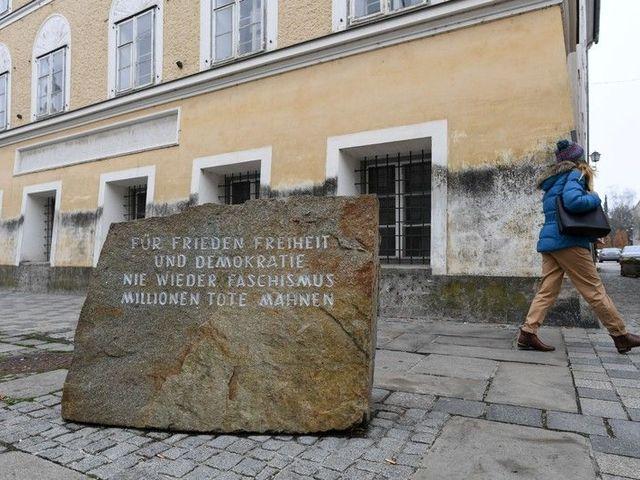 Rendőrkapitányság lesz Hitler szülőháza