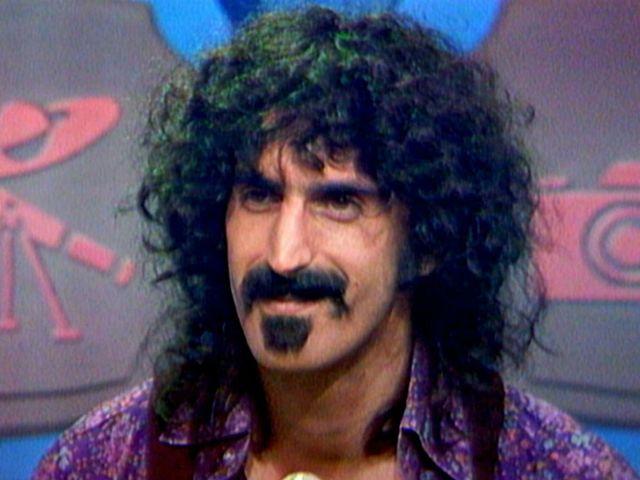 Frank Zappa, avagy jogunk van nem normálisnak lenni