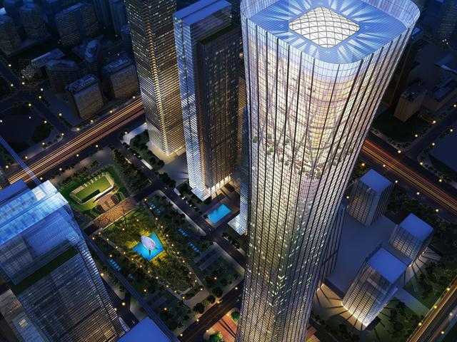 A kínai felhőkarcolók sem nőhetnek az égig
