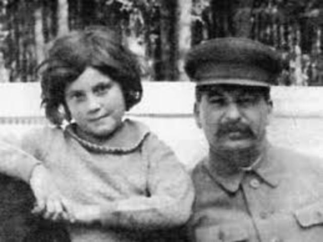 Sztálin rózsája