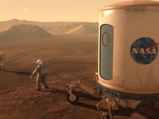 Az utódnemzés problémái a Marson
