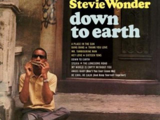 A csodagyerek a felnőtté válás útján. Stevie Wonder: Down To Earth (1966)