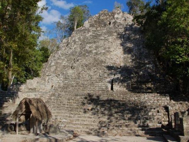 A yucatani fehér út eredete