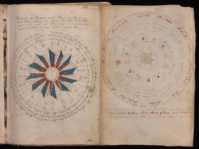 Dekódolták a Voynich-kódexet