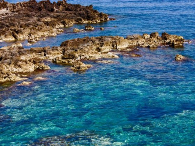 Meszet szórnak a tengerbe a savasodás ellen és a CO2 befogására