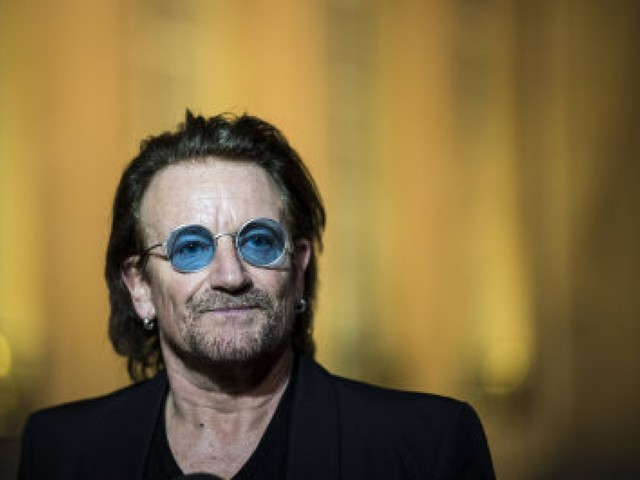 Bono 60 éve