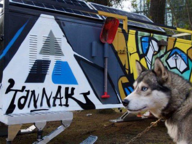 Kutyaszánon a Pireneusoktól Lappföldig