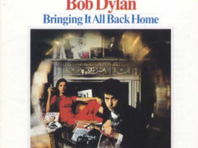 Az akaratlan vátesztől a szürrealista költő-dalnokig – Bob Dylan: Bringing  It All Back Home  (1965)