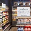 A világ első műanyagmentes áruház-részlege