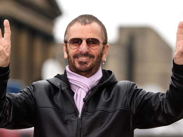 Ringo Starr visszafiatalodik