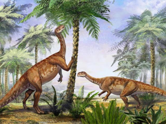 A tömeges kihalás kedvezett a dinoszauruszok elterjedésének