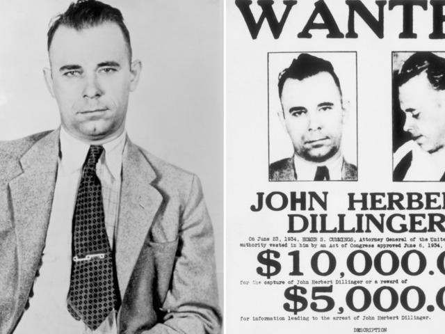 Exhumálják John Dillinger holltestét, hogy fény derüljön halála rejtélyére