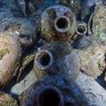 Hatezer antik amfórát fedeztek fel Kefalóniánál a tenger mélyén