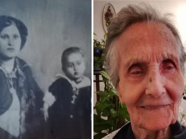 105 éves szicíliai asszony csodájára járnak az orvosok