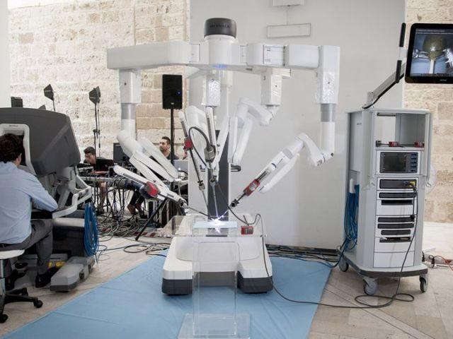 Da Vinci, a sebészek szuper-asszisztense