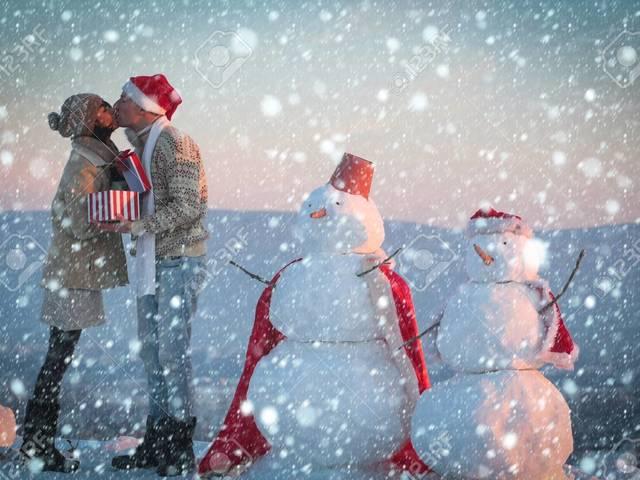 Szerelembe esni Karácsony előtt