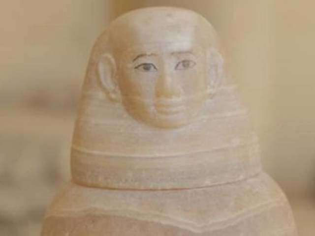 Egyiptomi papnő rejtélye