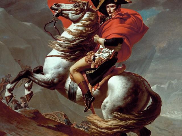 Restaurálják Napóleon lovát