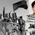George Orwell, Katalónia és az író fegyverei