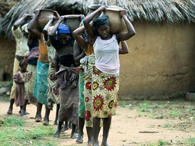 A felmelegedés jobban sújtja a nőket a harmadik világban