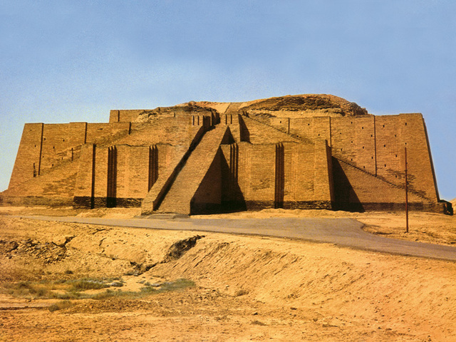 Repülőtereket építettek a sumérok?