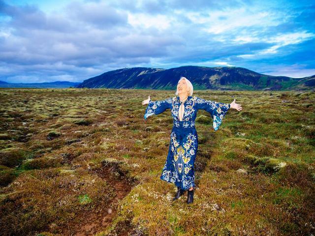 Finn sziget csak nőknek