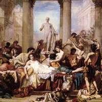 A klímaváltozás okozta a Római Birodalom összeomlását is?