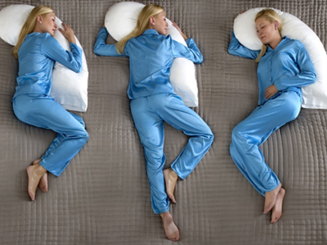 Van-e a jó alvást biztosító ideális póz?