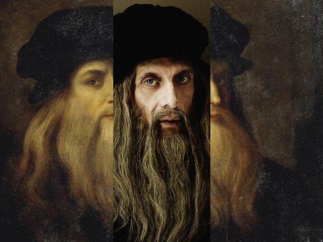 Leonardo művészetének titka kancsalságában rejlik?