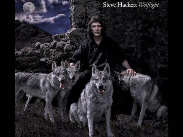 Farkasokkal muzsikáló