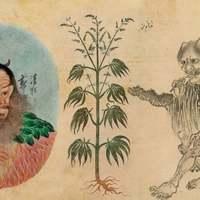 Már az ókori kínaiak is füveztek