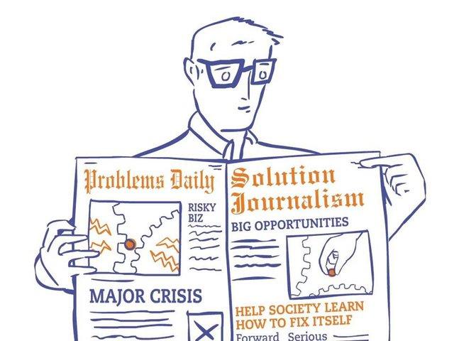 A megoldó újságírásé a jövő?
