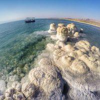 Sósivataggá válik a Holt-tenger